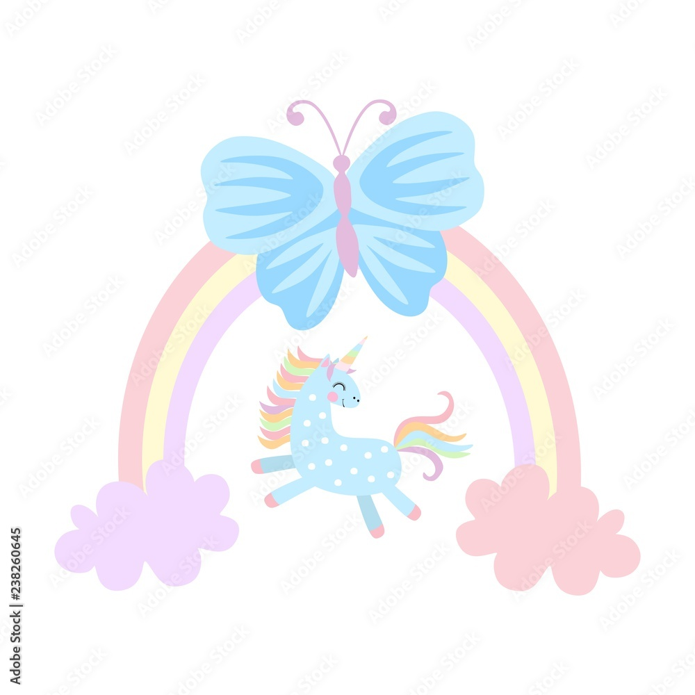 Unicorn Poster Print By A V Art Item Varpdxav1415 Posterazzi