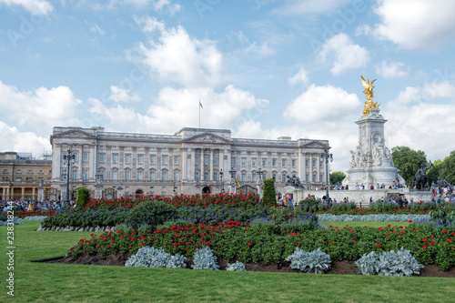 Canvas Print Buckingham Palace