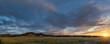 Sonnenuntergang - Panorama