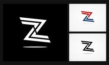 Letter Z Monogram Logo