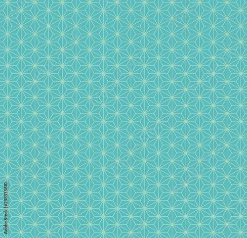 tradycyjny-wschodni-bezszwowy-geometryczny-wzor-w-turkusie-ilustracji-wektorowych-plaska-konstrukcja-koncepcja-elementu-dekoracyjnego