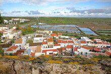 The Village Of Castro Marim Vi...