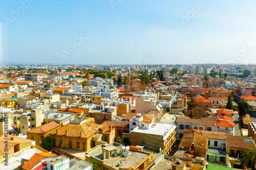 Staande foto Havana Beautiful panorama over the cityscape