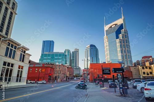 Photo  Street Impression in Nashville, TN