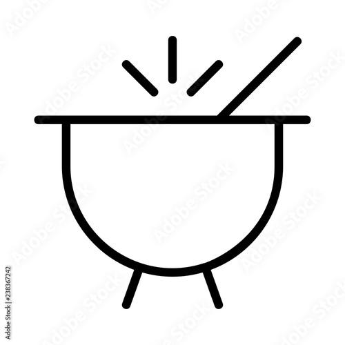 Fotografie, Obraz  cooking  pot   hot