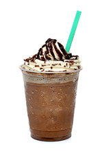 Frappuccino Coffee With Whippe...