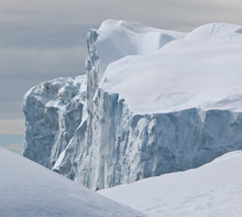 Icebergs At Marguerite Bay, An...