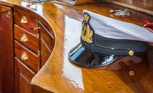 Hat Naval Officer Of Nave Ital...