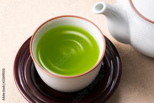 Staande foto Thee お茶