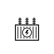 Electric Transformer Outline I...