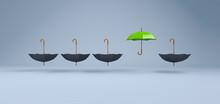 Regenschirm - Konzept Schutz, ...