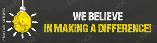 Canvastavla We believe in making a difference!