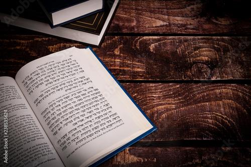 Obraz Święta  księga judaizmu. - fototapety do salonu