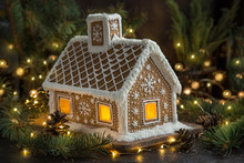 Beautiful Handmade Gingerbread...