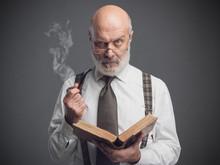 Senior Academic Professor Read...