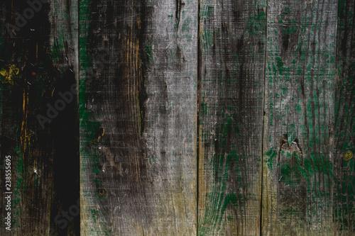 Poster de jardin Parc Naturel Old hardwood wall background or texture