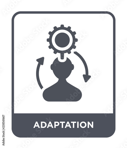Valokuvatapetti adaptation icon vector