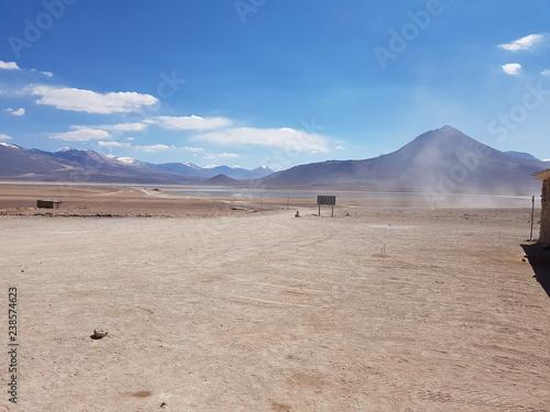 Fotografering  Deserto Bolívia