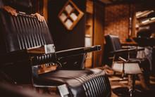 Barbershop Armchair. Modern Ha...