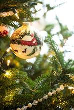 Decoration On Christmas Tree