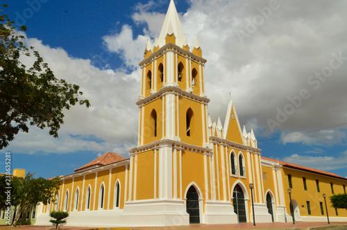 Canvas Catedral de Coro, Falcón - Venezuela
