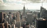 Fototapeta New York - Typowy Nowy Jork