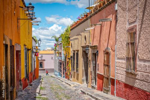 Fototapeta premium Ulica San Miguel