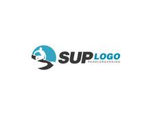 Paddleboarding Logo 2