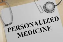 PERSONALIZED MEDICINE Concept