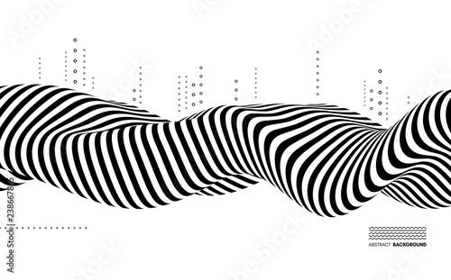 Fotografering  Black and white design