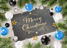 Christmas Card Greetings With ...