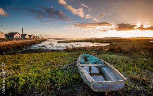 Photo Sunset on the Arcachon Bay