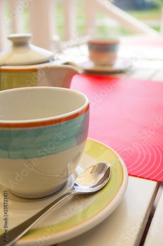 Fotografia  Tea still life