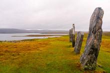 The Callanish Stones At Isle O...