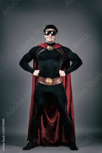 Obraz na plátne Super hero
