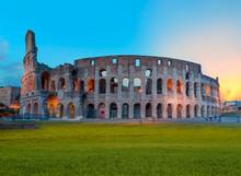 Colosseum In Rome - Colosseum ...