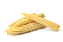 Fresh Young Baby Corn