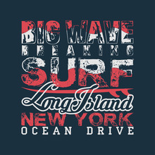Surfing NYC, T-shirt  Surfing ...