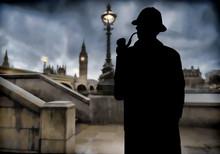 Detective At London