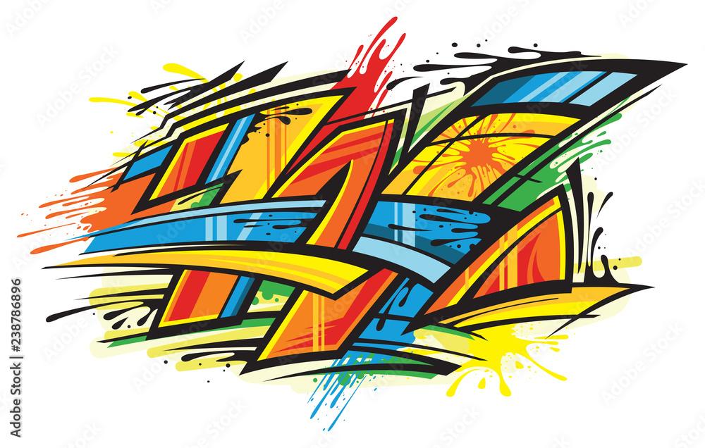 Sztuka graffiti