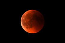 Lunar Eclipse July 2018