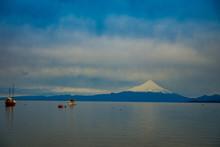 Osorno Volcano And Llanquihue ...