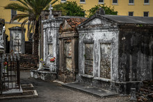 New Orleans Crypts