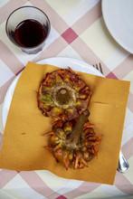 Giudea's Artichokes In Rome Trastevere