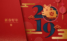 2019 Chinese Zodiac Year