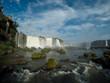 Iguaçú falls landscape