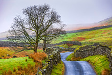 Road Seen From Kirkstone Pass ...