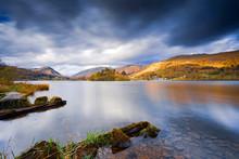 Grasmere Lake In The British L...