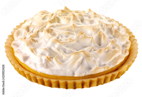 Fototapeta LEMON MERINGUE PIE