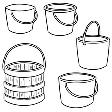 Vector Set Of Bucket